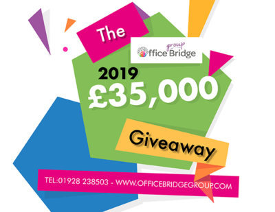 2019 £35,000 Giveaway